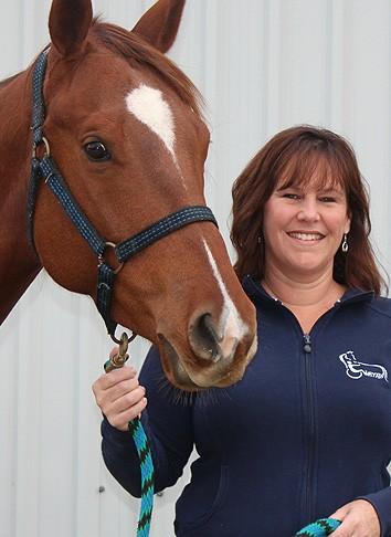 Becky Mills : Executive Director