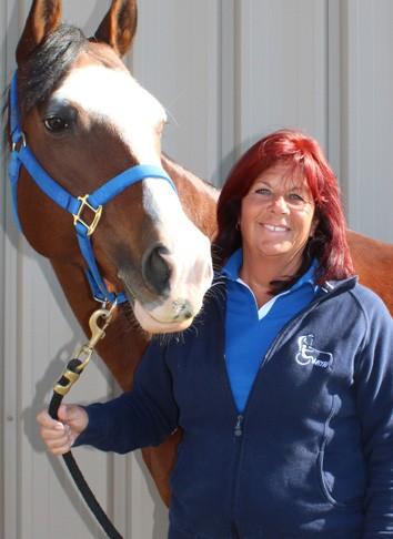 Nancy Sauve : Volunteer Instructor