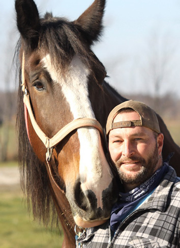 Robb Meloche : Farm Hand